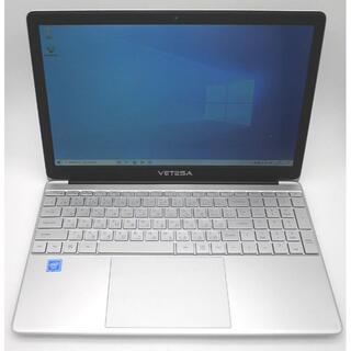 2020年発売 ノートPC VETESA SSD512GB搭載モデル Win10