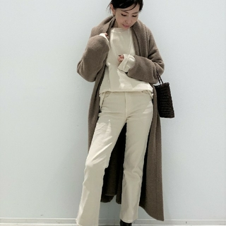 L'Appartement DEUXIEME CLASSE - 新品タグ付 アパルトモン Alpaca Long Gown ベージュ