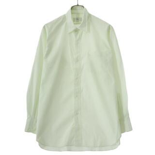 "COMOLI - HERILL へリル ""Suvin Regular Collar Shirts"""