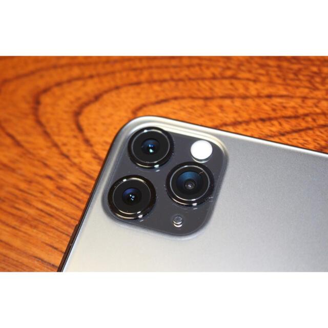 Apple(アップル)のash様専用 iPhone 11 Pro スペースグレイ 256 GB スマホ/家電/カメラのスマートフォン/携帯電話(スマートフォン本体)の商品写真