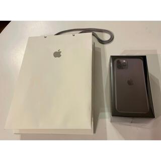 Apple - iPhone 11 Pro スペースグレイ 256 GB SIMフリー