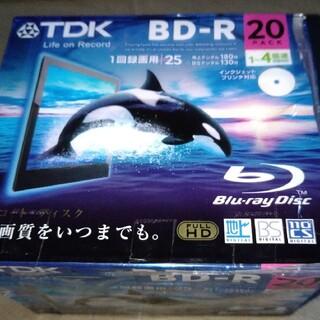 インコ軍団様専用TDK  BD-R 20PACK(ブルーレイレコーダー)
