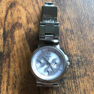 SEIKO - SEIKO LUKIA 腕時計 レディース