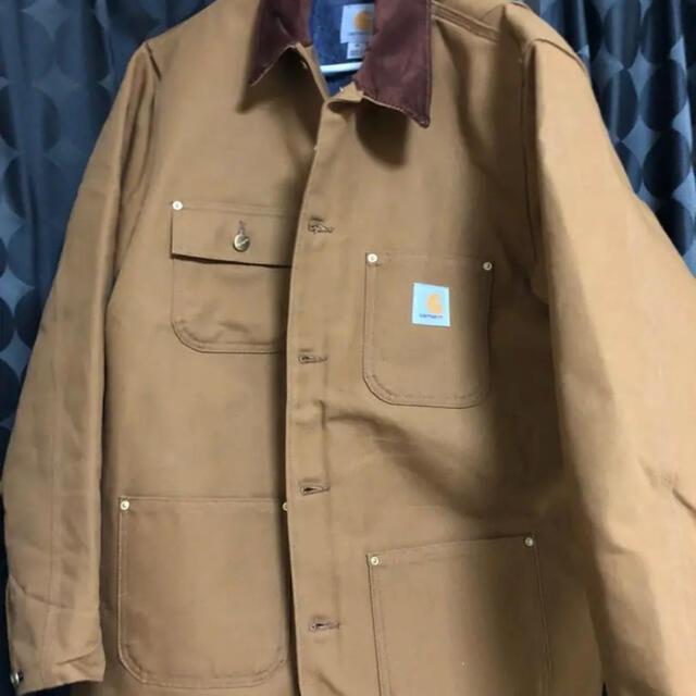 carhartt(カーハート)のcarhartt ダックジャケット メンズのジャケット/アウター(その他)の商品写真