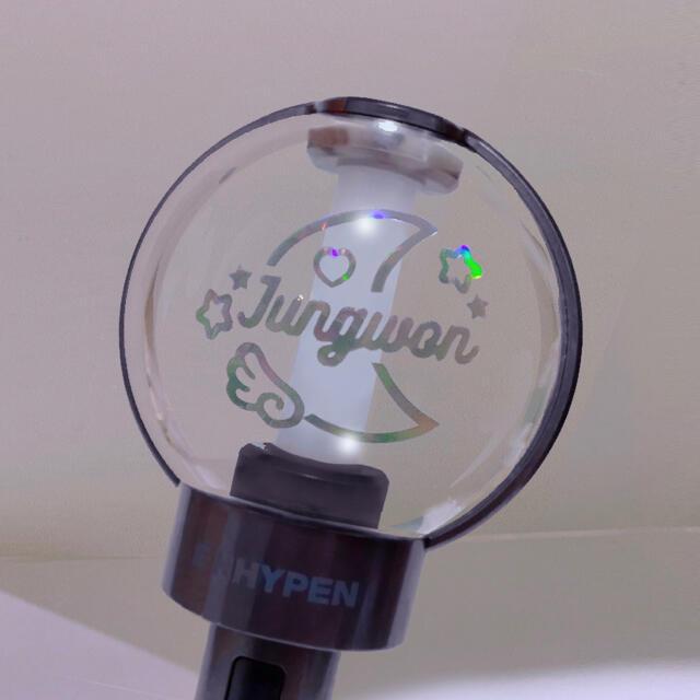 ENHYPEN ホログラムステッカー ソヌ Sunoo エンハイフン EN- エンタメ/ホビーのCD(K-POP/アジア)の商品写真