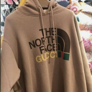 Gucci - GUCCI×North Face グッチ ノースフェイス パーカー