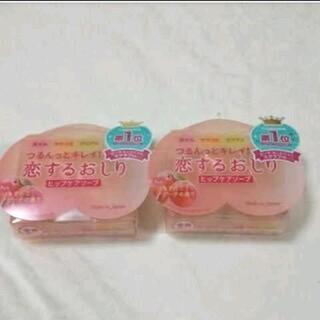 ペリカン(Pelikan)のペリカン石鹸の恋するおしりヒップケアソープ80g ×2個セット日本製(ボディソープ/石鹸)