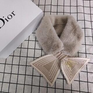 Dior - 美品Diorデイオール マフラー 未使用品