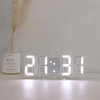 【韓国雑貨】LED時計