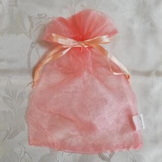 ルピシア(LUPICIA)のオーガンジー巾着袋(ポーチ)