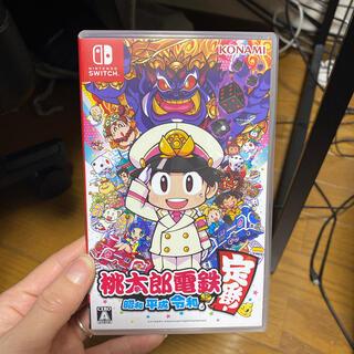 コナミ(KONAMI)の桃鉄 switch(家庭用ゲームソフト)
