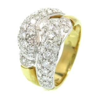 ダミアーニ(Damiani)のダミアーニ  リング   ダイヤモンド K18イエローゴールド シ(リング(指輪))