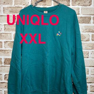 ユニクロ(UNIQLO)のUNIQLO ドナルドスウェット(トレーナー/スウェット)