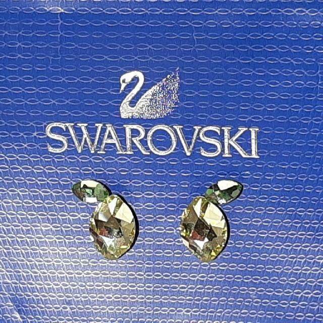 SWAROVSKI(スワロフスキー)のスワロフスキーピアス レディースのアクセサリー(ピアス)の商品写真