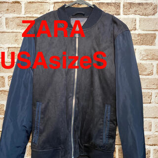 ZARA - ZARA 中綿ブルゾン