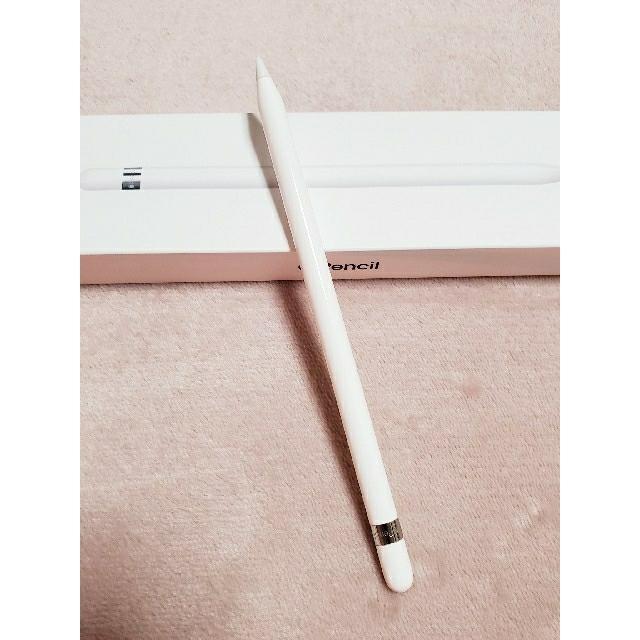 Apple(アップル)の【美品🎵】Apple pencil (アップルペンシル) 第1世代 スマホ/家電/カメラのPC/タブレット(タブレット)の商品写真