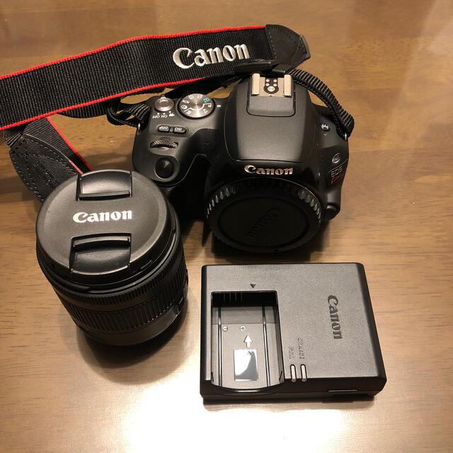 Canon(キヤノン)のCanon EOS  kiss X9 スマホ/家電/カメラのカメラ(デジタル一眼)の商品写真