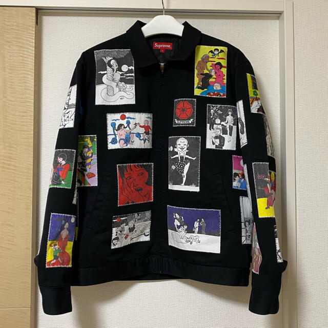 Supreme(シュプリーム)のsupreme ワークジャケット saeki toshio メンズのジャケット/アウター(ブルゾン)の商品写真