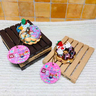 【セット売り】未使用 ナムコ限定 贅沢スイーツ スペシャルアソート(キーホルダー)