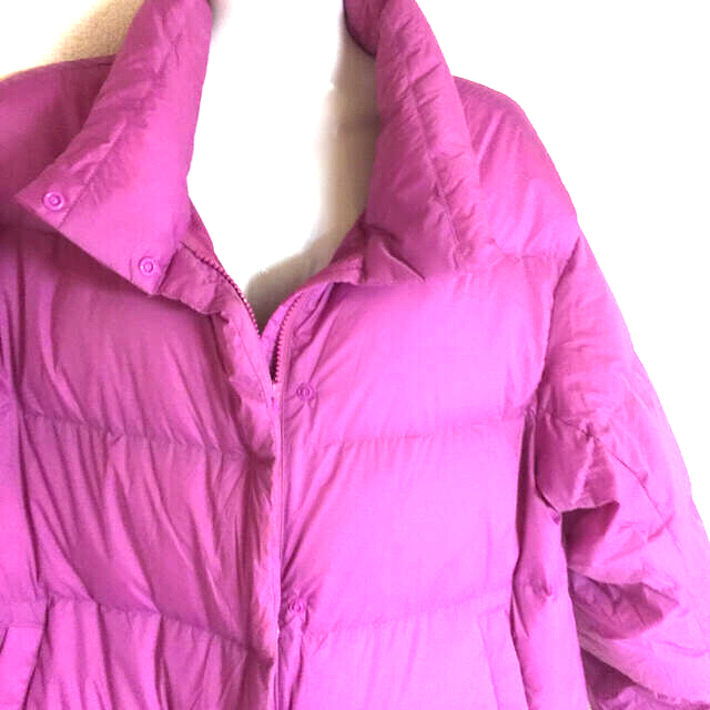 UNIQLO(ユニクロ)のUNIQLO ユニクロ ダウンジャケット ジャケットジャンパー防寒着 レディースのジャケット/アウター(ダウンジャケット)の商品写真