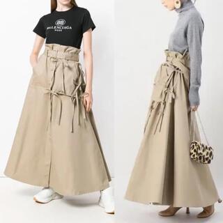 エムエムシックス(MM6)のみやびさま専用【新品】MM6 MaisonMargiela ロングスカート(ロングスカート)