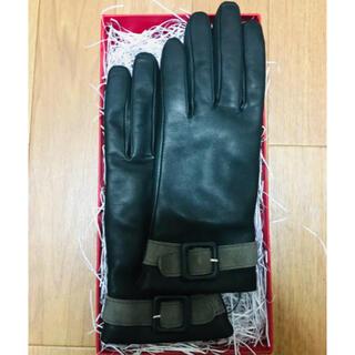 トゥモローランド(TOMORROWLAND)の[新品]トゥモローランド手袋(手袋)