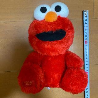 セサミストリート(SESAME STREET)の【新品未使用】セサミストリート エルモ ぬいぐるみ 人形(ぬいぐるみ)