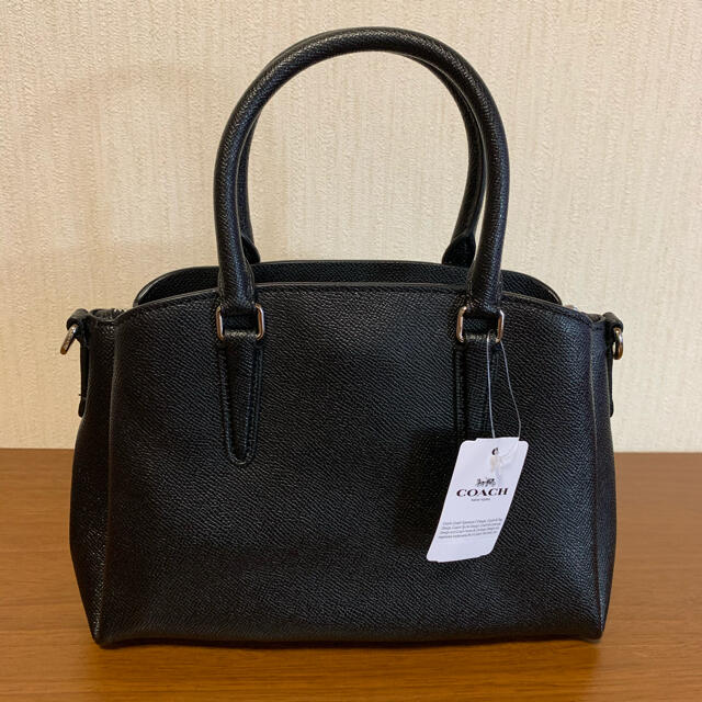 COACH(コーチ)の新品・正規品♡coach ミニバッグ♡ブラック レディースのバッグ(ハンドバッグ)の商品写真