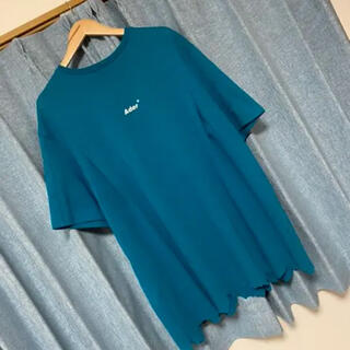 ADERERROR アーダーエラー 18ss cinder tシャツ(Tシャツ/カットソー(半袖/袖なし))