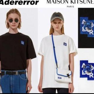 メゾンキツネ(MAISON KITSUNE')のader error × maison kitsune  20AW   Tシャツ(Tシャツ/カットソー(半袖/袖なし))