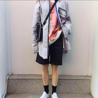 ADERERROR アーダーエラー 17ss ロングスリーブtシャツ(Tシャツ/カットソー(七分/長袖))