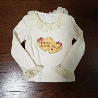 シャーリーテンプル(Shirley Temple)のシャーリーテンプル カットソー 110(Tシャツ/カットソー)