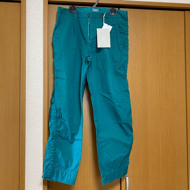 kolor(カラー)の[値下げしました]kolor BEACON パンツ 新品 タグ付き メンズのパンツ(スラックス)の商品写真