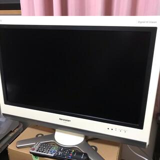AQUOS - 液晶テレビ 小型液晶テレビ シャープ LC-26D30 値下げしました。