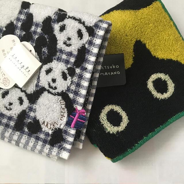 TSUMORI CHISATO(ツモリチサト)のかわいい ハンカチ セット 新品 レディースのファッション小物(ハンカチ)の商品写真