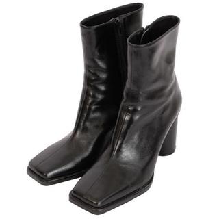 アメリヴィンテージ(Ameri VINTAGE)のameri UNDRESSED DIMENSIONAL SQUARE BOOTS(ブーツ)