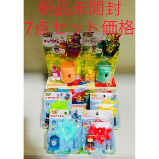 BANDAI - ムシ忍 フィギュア スニーカー バンダイ 7点セット価格 新品 未開封