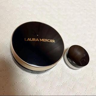 ローラメルシエ(laura mercier)の【2点セット】ローラメルシエ  クッションファンデーション パウダー(ファンデーション)
