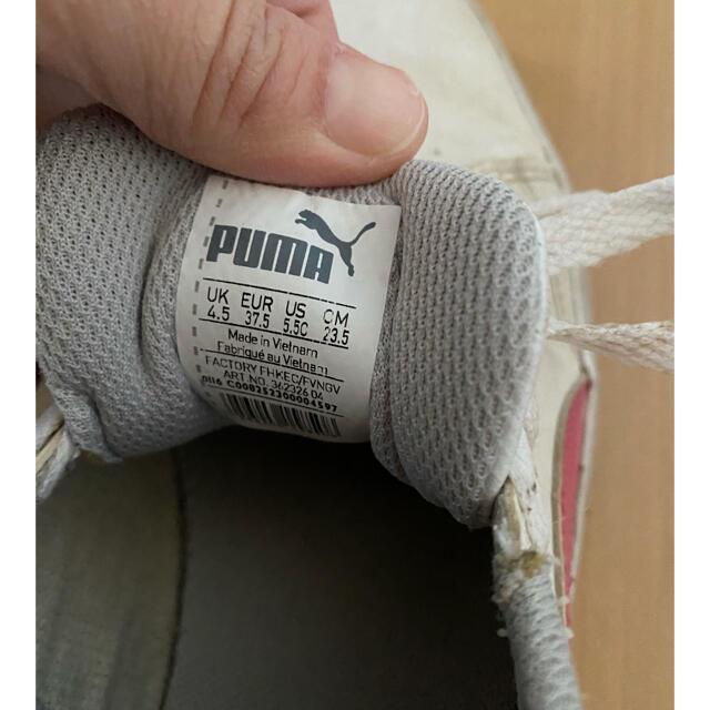 PUMA(プーマ)のPUMA スニーカー 23.5 レディースの靴/シューズ(スニーカー)の商品写真