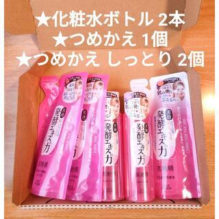 コーセーコスメポート(KOSE COSMEPORT)の【専用】コーセー 黒糖精 うるおい化粧水 5点セット(化粧水/ローション)