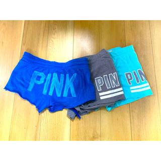 Victoria's Secret - ヴィクトリアシークレット PINK ピンク ショートパンツ