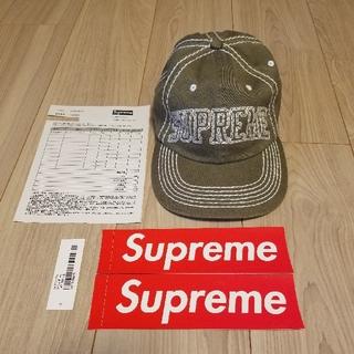 Supreme - シュプリーム 20AW Supreme Big Stitch 6-Panel