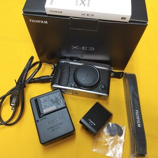 富士フイルム - FUJIFILM X-E3-S