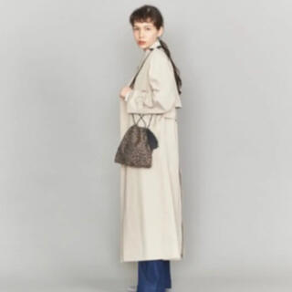 BEAUTY&YOUTH UNITED ARROWS - beauty&youth 別注 MORMYRUS バック 巾着バック