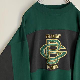 グリーンベイ パッカーズ スウェット Green Bay Packers