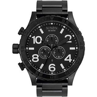 ニクソン(NIXON)の ニクソン NIXON 51-30 CHRONO 腕時計 A083-001(腕時計(アナログ))
