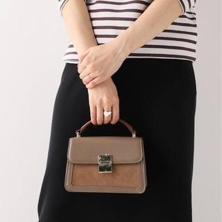 IENA SLOBE - 新品♡イエナスローブ購入♡ルベルニハンドバッグ♡ショルダーバッグ
