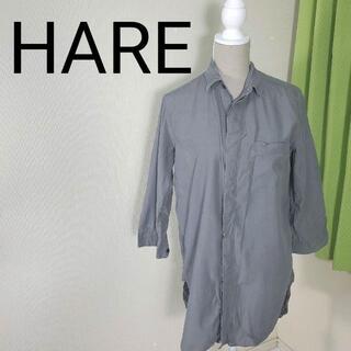 ハレ(HARE)のHARE ビックシルエットシャツ LL(シャツ/ブラウス(長袖/七分))