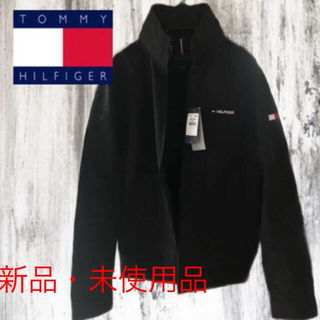 TOMMY HILFIGER - TOMMY HILFIGER ナイロンジャケット S 黒