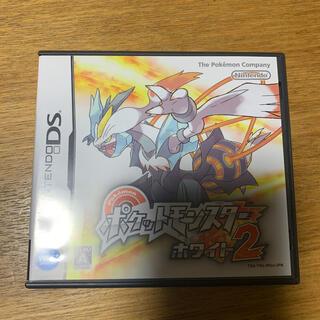任天堂 - ポケットモンスターホワイト2 DS